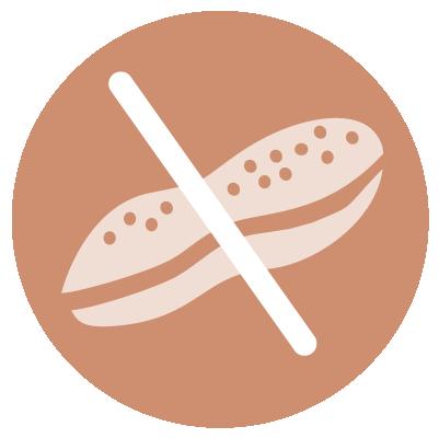 Pinda- en notenvrij