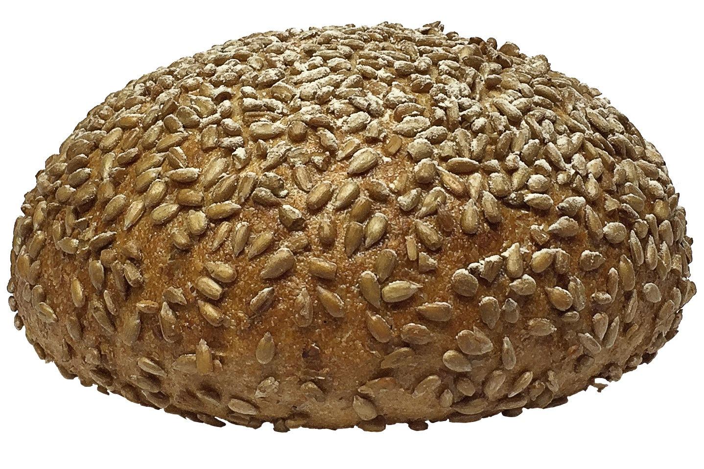 Biologische Dag en Dauw Bourgondisch bruin zonnepit desem 600 gr