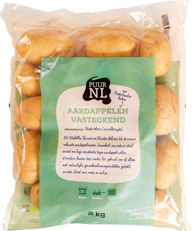 Biologische Puur NL Aardappel (vast) 2 kg