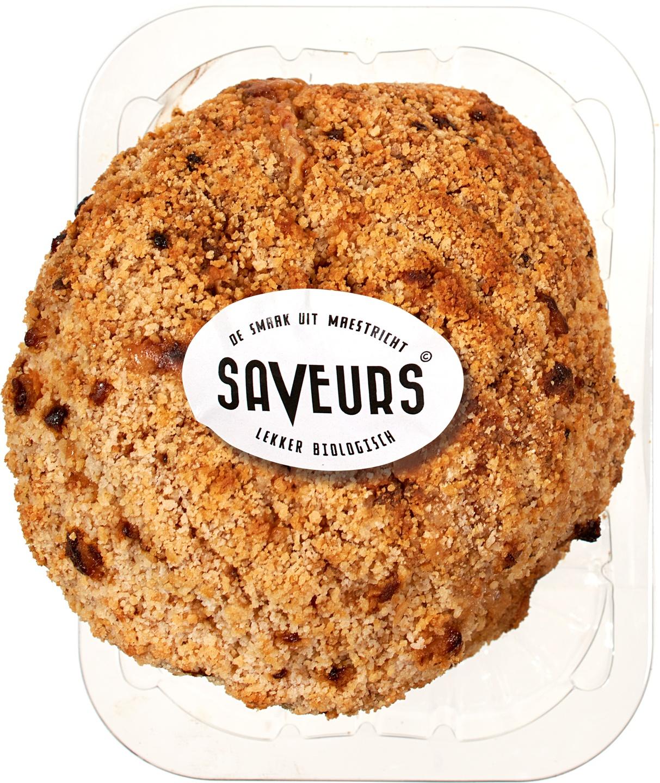 Biologische Saveurs Limburgs gehaktbrood 350 gr