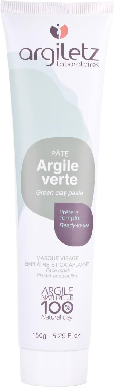 Biologische Argiletz Gezichtsmasker groene klei 150 g