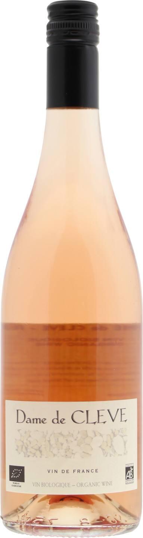 Biologische Dame de Cleve Rosé 750 ml