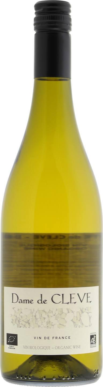 Biologische Dame de Cleve Blanc 750 ml