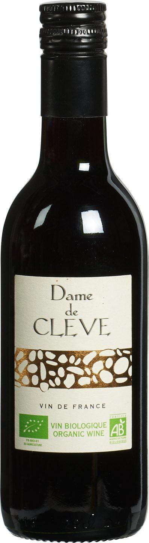 Biologische Dame de Cleve Rouge 250 ml