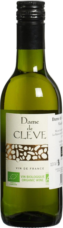 Biologische Dame de Cleve Blanc 250 ml