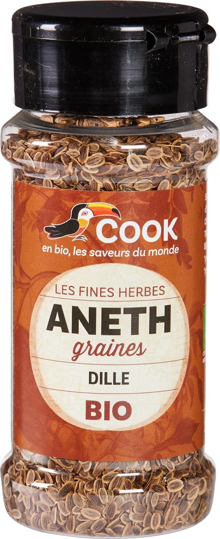Biologische Cook Dille 35 gr