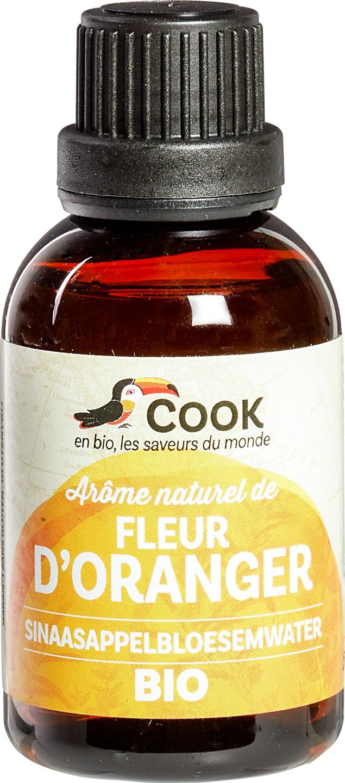 Biologische Cook Sinaasappelbloesemwater 50 ml