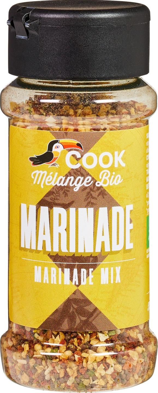 Biologische Cook Marinade mix 55 gr