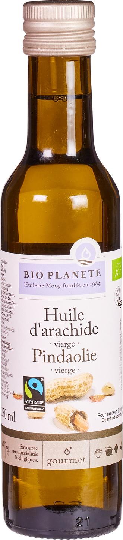 Biologische Bio Planète Pindaolie vierge 250 ml