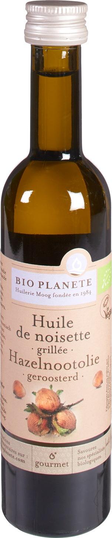 Biologische Bio Planète Hazelnootolie geroosterd 100 ml