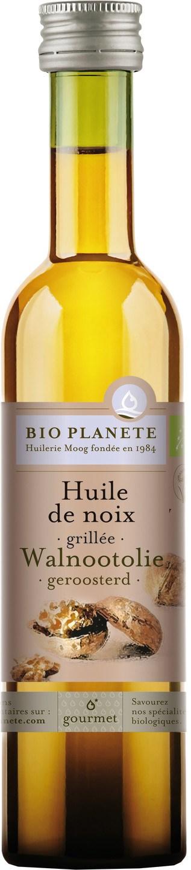 Biologische Bio Planète Walnootolie geroosterd 100 ml