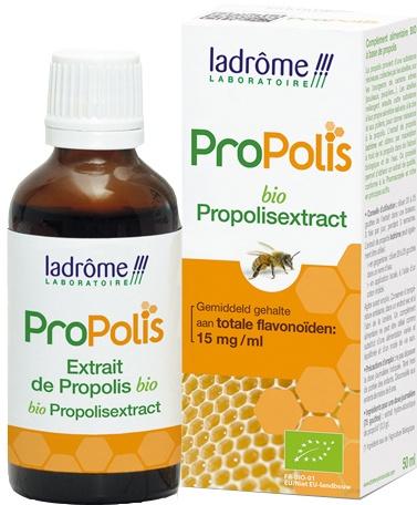 Biologische ladrôme laboratoire ProPolis propolisextract 50 ml
