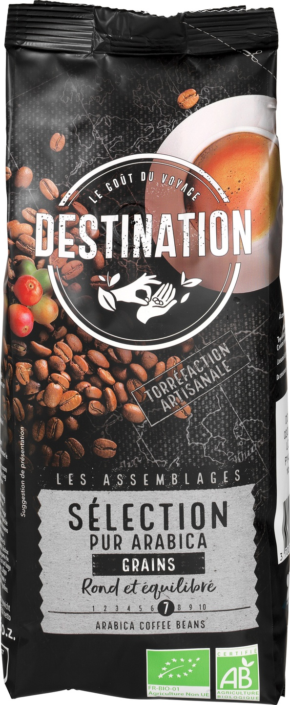 Biologische Destination Selection bonen 500 g