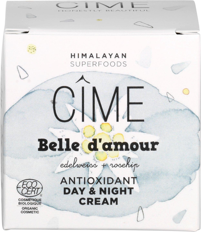 Biologische Cîme Dag- en nachtcrème antioxidant - alle huidtypes 50 ml