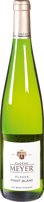 -17% SALE | Biologische Meyer Pinot blanc 750 ml