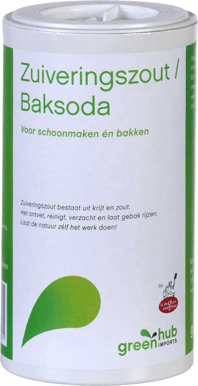 Biologische Greenhub Zuiveringszout 500 gr