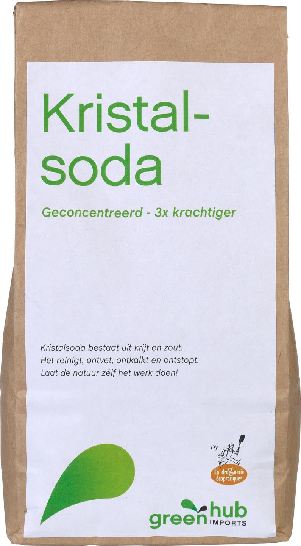 Biologische Greenhub Wassoda 1 kg