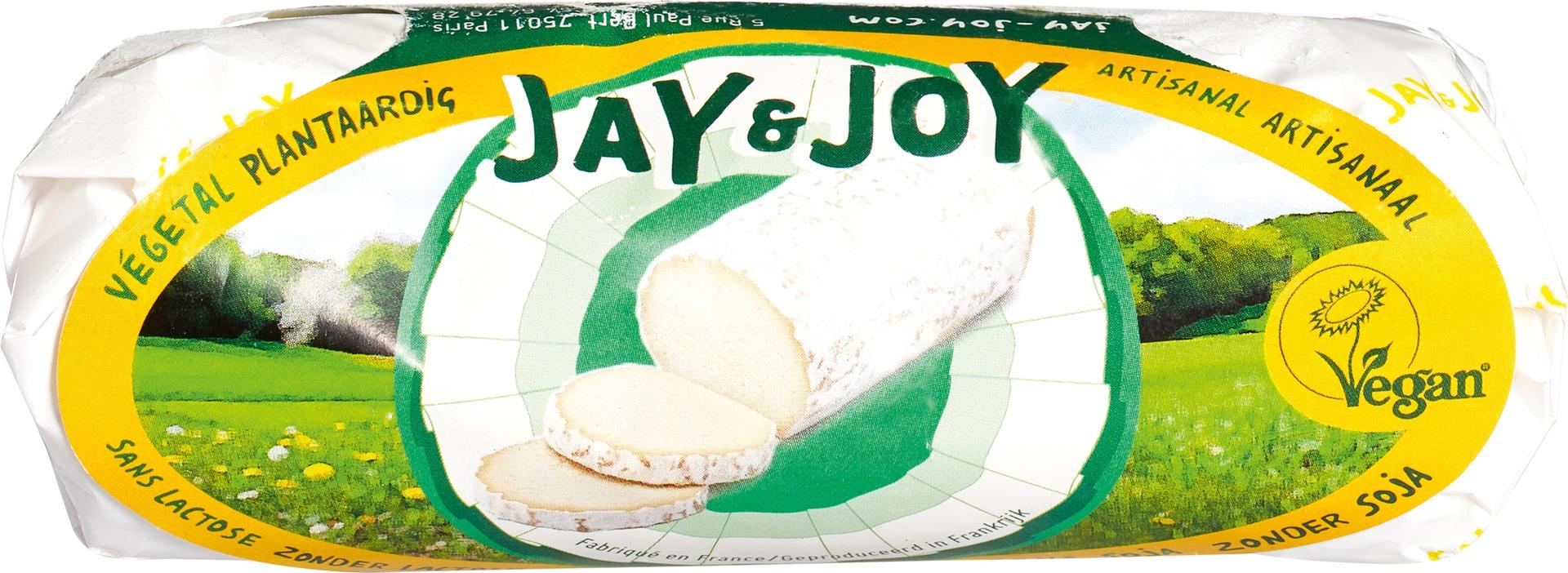 Biologische Jay & Joy Jil vegan geitenkaas 90 gr