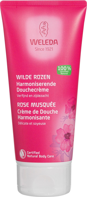 Biologische Weleda Wilde rozen verwendouche 200 ml