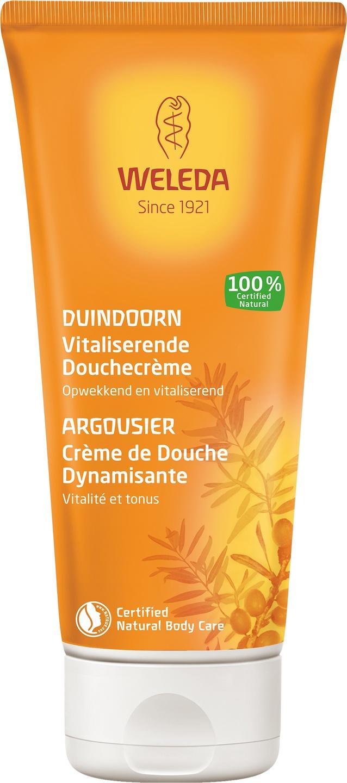 Biologische Weleda Duindoorn vitaliseringsdouche 200 ml