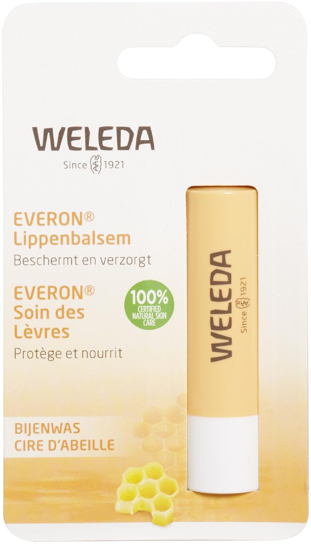 Biologische Weleda Lippenbalsem everon 4.80 gr