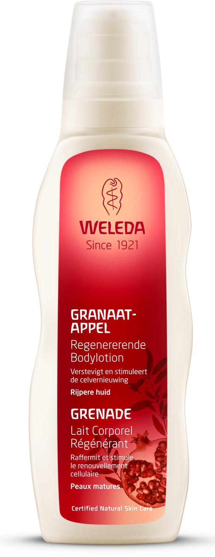Biologische Weleda Granaatappel bodylotion 200 ml