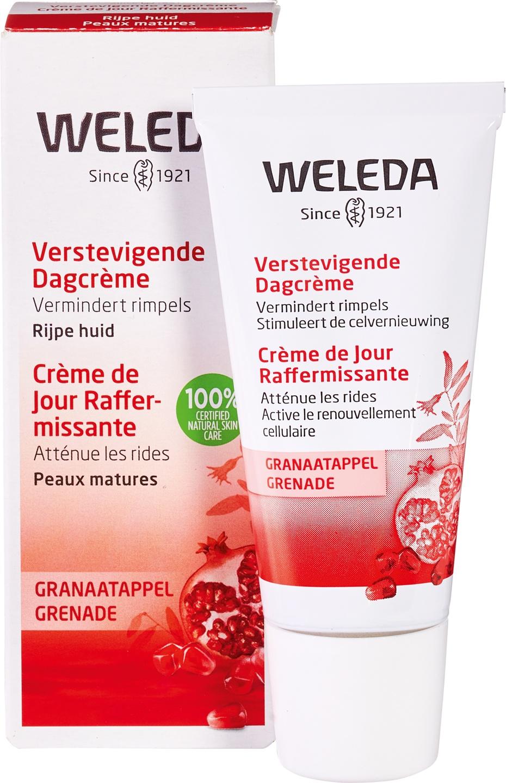 Biologische Weleda Dagcrème granaatappel - rijpere huid 30 ml