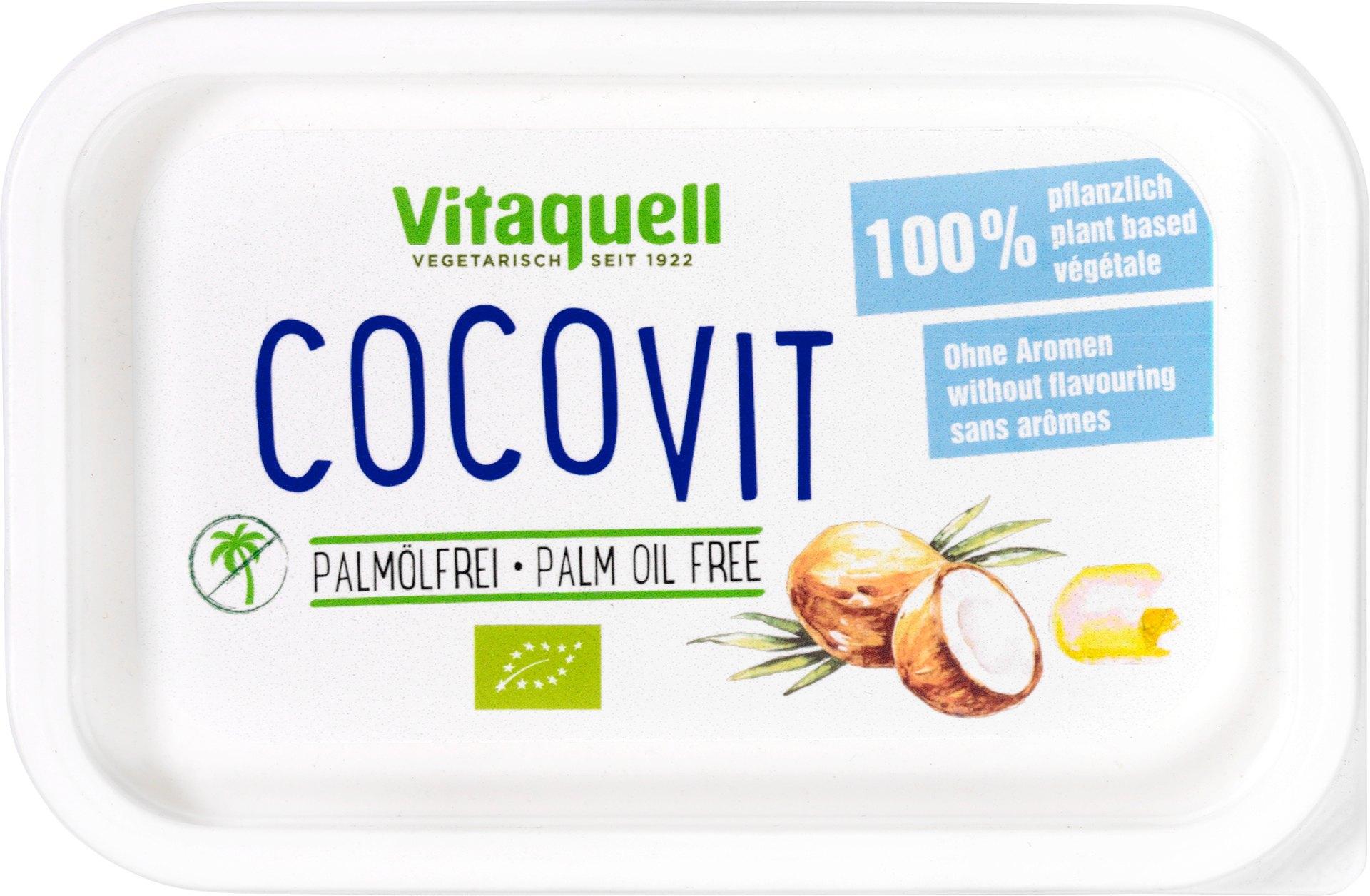Biologische Vitaquell Cocovit 250 gr
