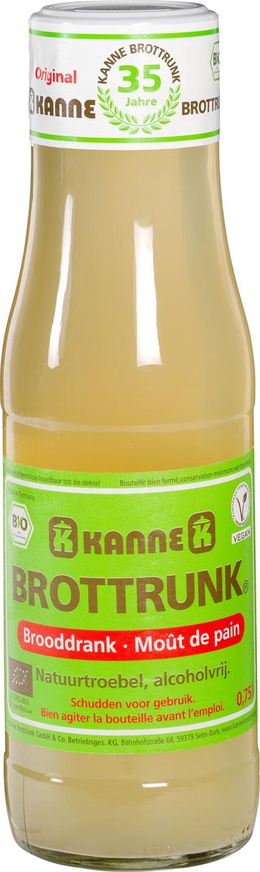 Biologische Kanne Brooddrank 750 ml