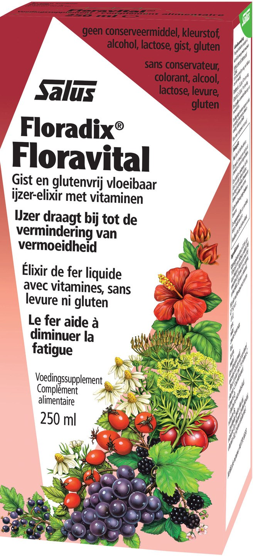 Biologische Salus Floravital 250 ml