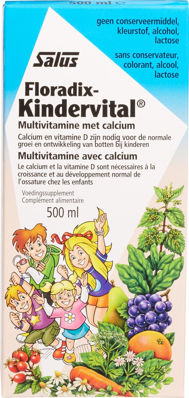 Biologische Salus Kindervital 500 ml