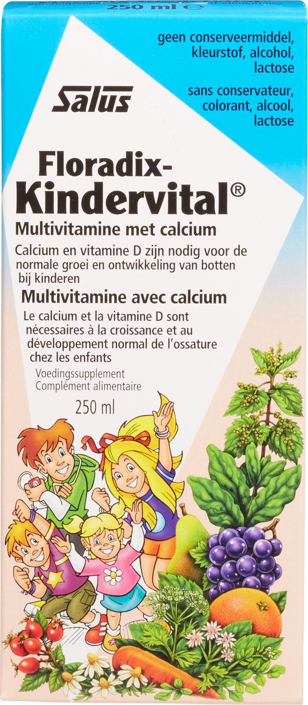 Biologische Salus Kindervital 250 ml