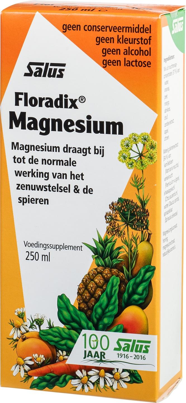 Biologische Salus Floradix magnesium 250 ml