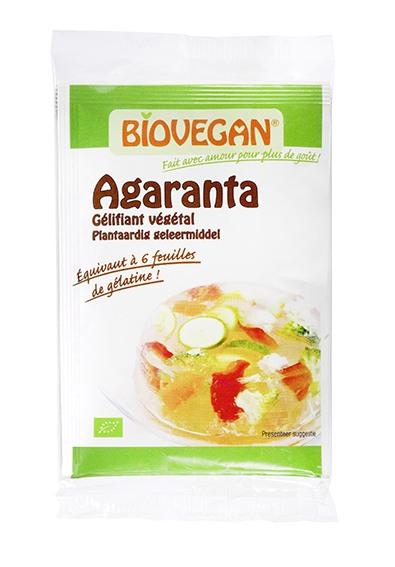Biologische Biovegan Agaranta 18 gr