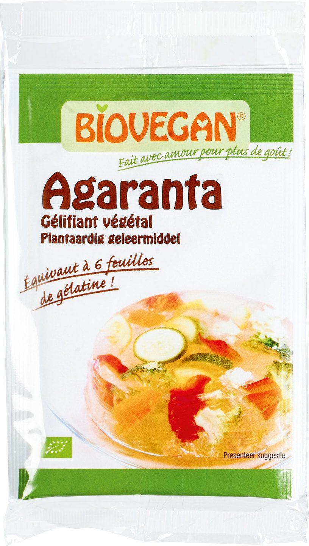 Biologische Biovegan Agaranta 3 st