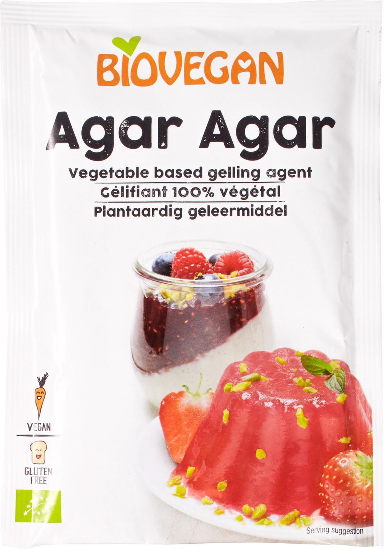 Biologische Biovegan Agar-agar 30 gr