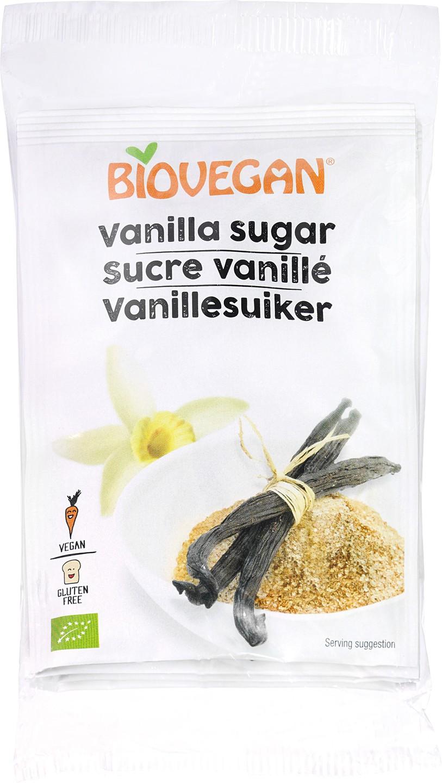 Biologische Biovegan Vanillesuiker glutenvrij 32 gr