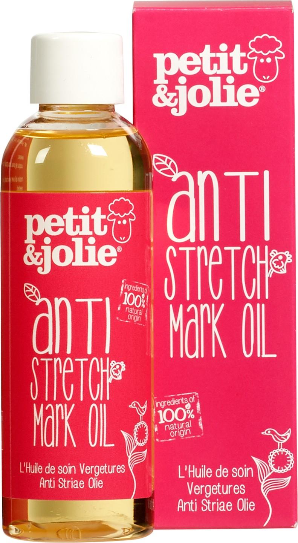 Biologische Petit&Jolie Anti striae olie 100 ml