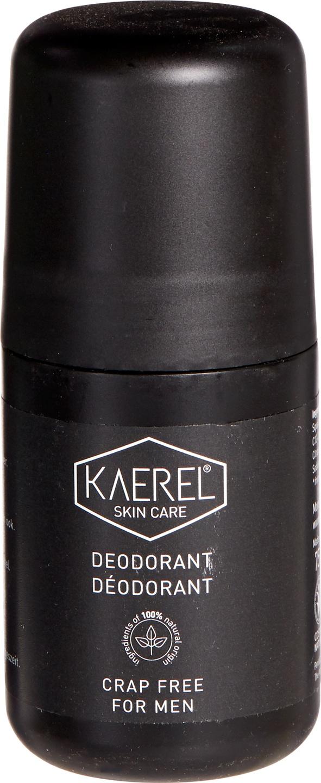 Biologische Kaerel skin care Deodorant roller for men 75 ml