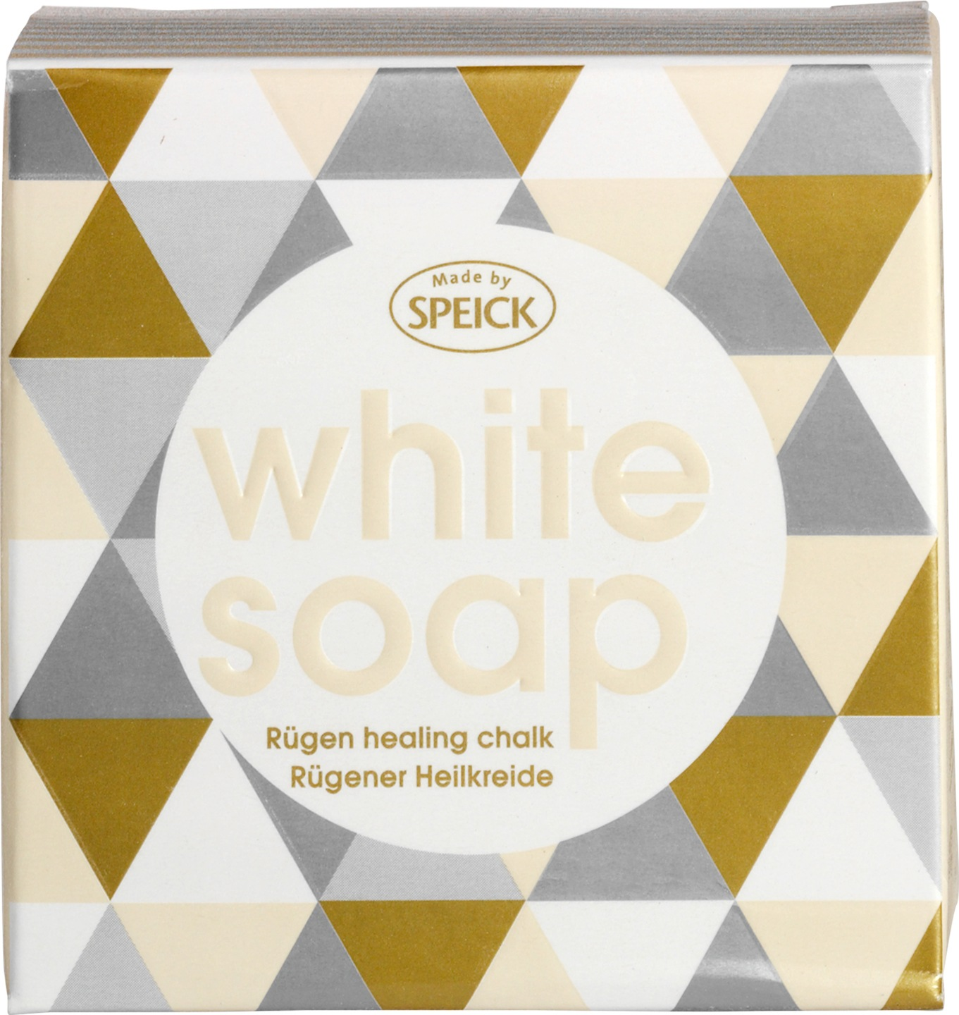 Biologische Made by Speick White Soap 100 gr
