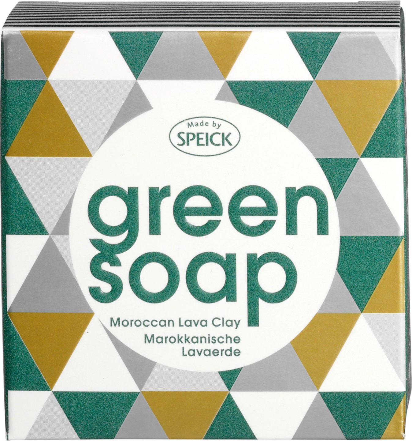 Biologische Made by Speick Green Soap 100 gr