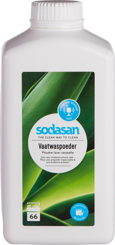 Biologische Sodasan Vaatwasmachinepoeder 1 kg