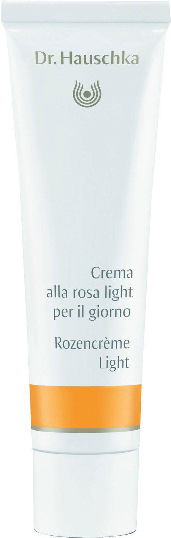 Biologische Dr. Hauschka Dagcrème rozen light - gevoelige huid 46 gr