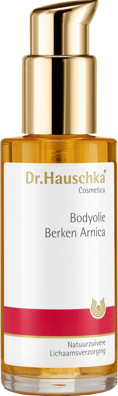 Biologische Dr. Hauschka Bodyolie berken arnica 75 ml