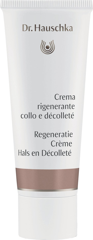 Biologische Dr. Hauschka Regeneratiecrème hals en décolleté - rijpere huid 40 ml