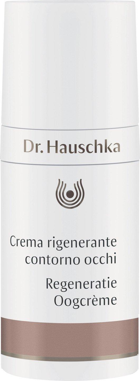 Biologische Dr. Hauschka Oogcrème regeneratie - rijpere huid 15 ml