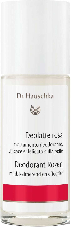 Biologische Dr. Hauschka Deodorant rozen 50 ml