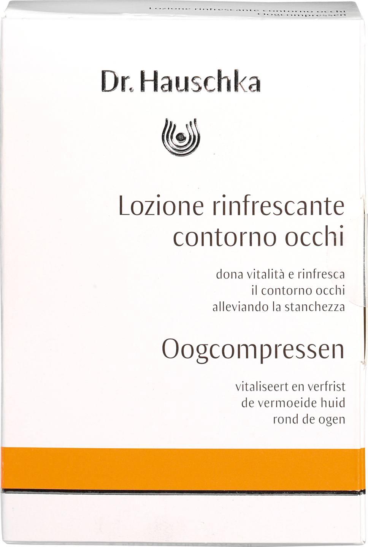 Biologische Dr. Hauschka Oogcompressen 50 ml