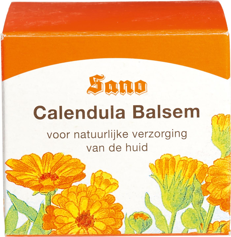 Biologische Sano Calendula balsem 50 ml