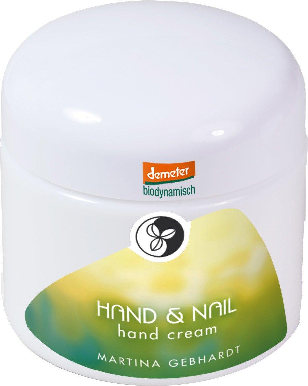Biologische Martina Gebhardt Hand & Nail handcrème 100 ml
